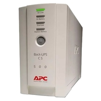 Резервный ИБП APC by Schneider Electric Back-UPS BK500EI