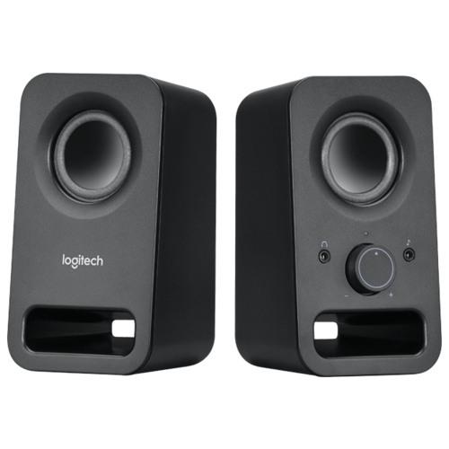 цена на Компьютерная акустика Logitech Z150 черный