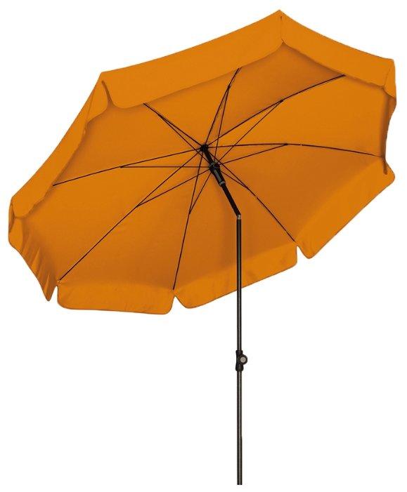Пляжный зонт DOPPLER 411517 купол 200 см, высота 240 см