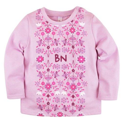Купить Лонгслив Bossa Nova размер 86, сиреневый, Футболки и рубашки