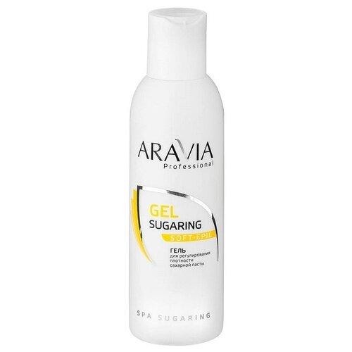 Гель для регулирования плотности для шугаринга ARAVIA Professional Soft Epil 150 мл aravia professional мист aqua comfort 150 мл