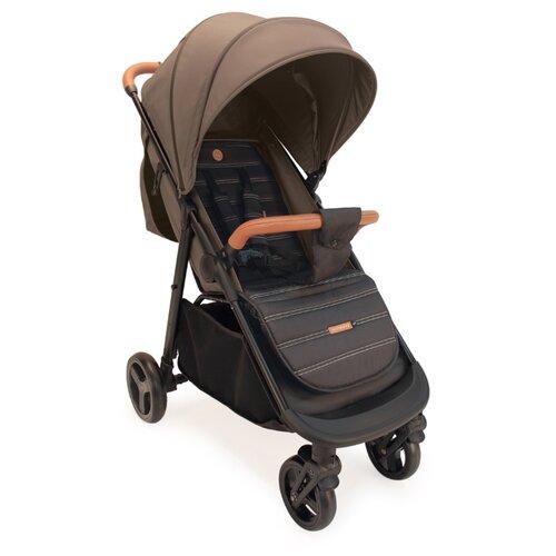 Фото - Прогулочная коляска Happy Baby Ultima V2 X4 brown happy baby ходунки happy baby smiley v2 brown