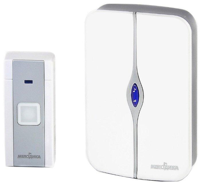 Звонок с кнопкой Мелодика С501 электронный беспроводной (количество мелодий: 20)