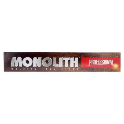 Электроды для ручной дуговой сварки PlasmaTec Monolith Professional 3мм 2.5кг