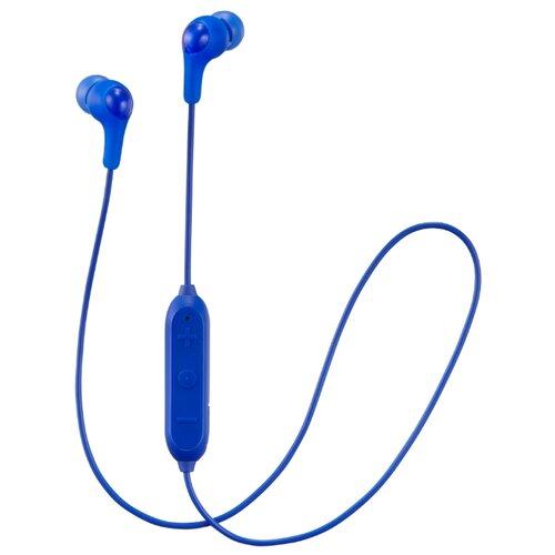 Беспроводные наушники JVC HA-FX9BT-A синий