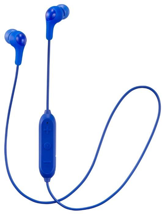 Гарнитура Bluetooth внутриканальная JVC HA-FX9BT-B, черный