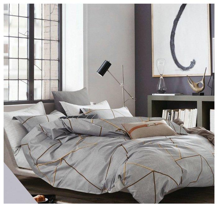 Постельное белье 2-спальное DREAM TIME BL-46-SP-036-2C сатин