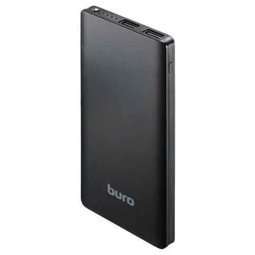 Аккумулятор Buro RCL-8000 черный мобильный аккумулятор buro rcl 10000 bk li pol цвет черный