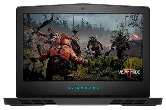 "Ноутбук Alienware 15 R4 (Intel Core i7 8750H 2200 MHz/15.6""/1920x1080/8GB/1256GB HDD+SSD/DVD нет/NVIDIA GeForce GTX 1060/Wi-Fi/Bluetooth/Windows 10 Home)"