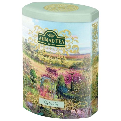 Чай черный Ahmad tea Fine tea collection Ceylon tea OP , 100 г чай фруктовый ahmad tea healthy