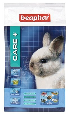 Корм для молодых кроликов Beaphar Care+ 250 г