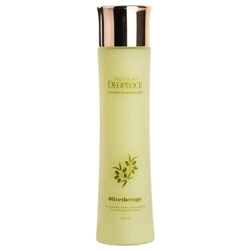 Купить Deoproce Premium Olivetherapy Essential Moisture Lotion Интенсивно увлажняющий лосьон для лица с маслом оливы, 150 мл