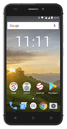 SENSEIT Смартфон SENSEIT A250