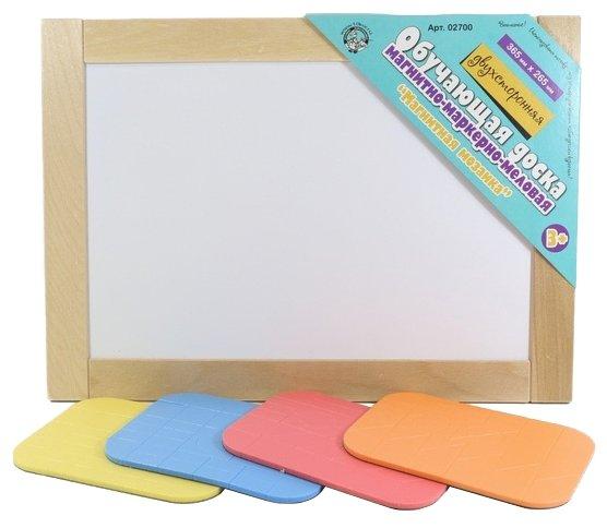 Доска для рисования детская Десятое королевство двухсторонняя (02700)