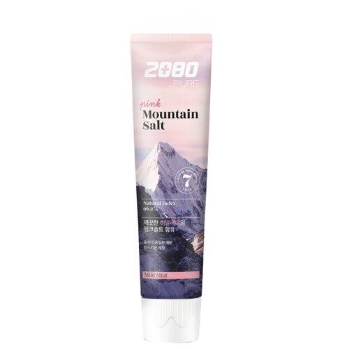 Зубная паста Dental Clinic 2080 Pink Mountain Salt Mild Mint 120 гЗубная паста<br>