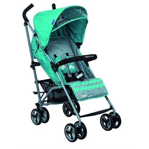 Прогулочная коляска Coto Baby Soul mint