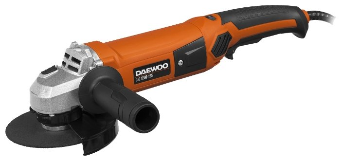 УШМ Daewoo Power Products DAG 1250-125
