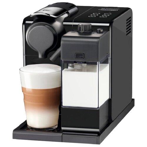 Кофемашина De\'Longhi Nespresso Lattissima Touch Animation EN 560 черный