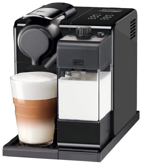 Кофемашина De'Longhi Nespresso Lattissima Touch Animation EN 560