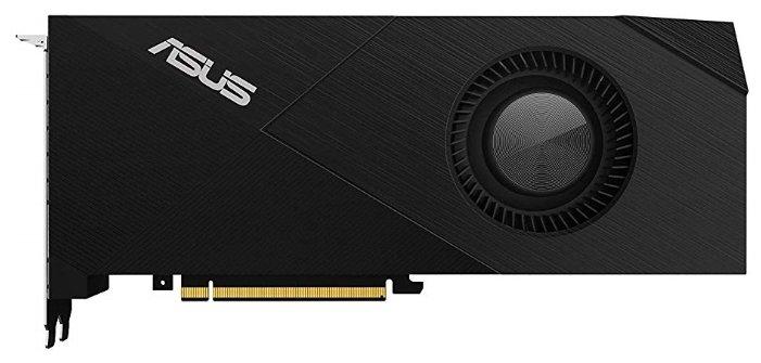 ASUS Видеокарта ASUS GeForce RTX 2080 Ti 1350MHz PCI-E 3.0 11264MB 14000MHz 352 bit HDMI HDCP Turbo