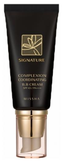 Missha Signature BB крем Complexion Coordinating SPF43 50 мл