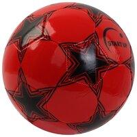 Футбольный мяч START UP E5121 красный черный 5 56a5c1b45be50