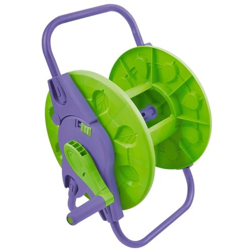 Катушка PALISAD 67402 зеленый / фиолетовый