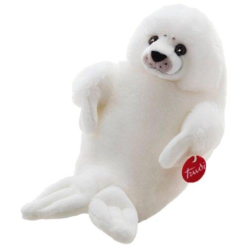 Мягкая игрушка Trudi Белый тюлень 46 см