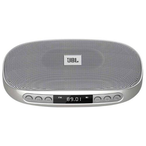 Портативная акустика JBL Tune silver