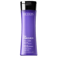 Revlon Professional шампунь Be Fabulous Daily Care Fine Hair C.R.E.A.M. lightweight