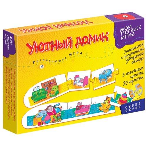 Купить Настольная игра Дрофа-Медиа МПИ. Уютный домик, Настольные игры