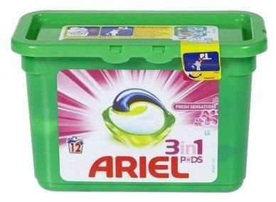 Капсулы Ariel PODS 3-в-1 Fresh Sensations