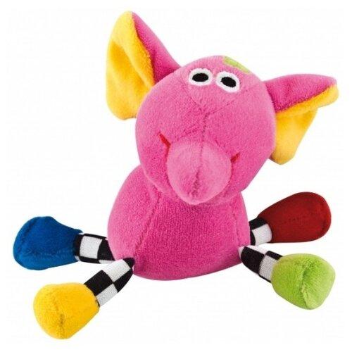 Купить Подвесная игрушка Canpol Babies Сумасшедшие животные (2/284) слон, Подвески