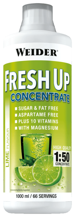 Минерально-витаминный комплекс Weider Fresh Up (1000 мл)