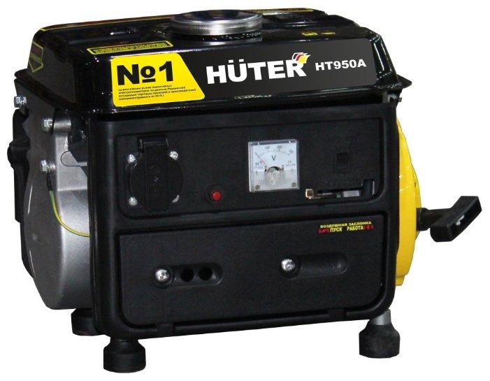 Бензиновая электростанция Huter HT950A