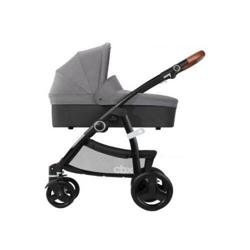 Купить Универсальная коляска CBX by Cybex Leotie Lux (2 в 1) comfy grey, Коляски