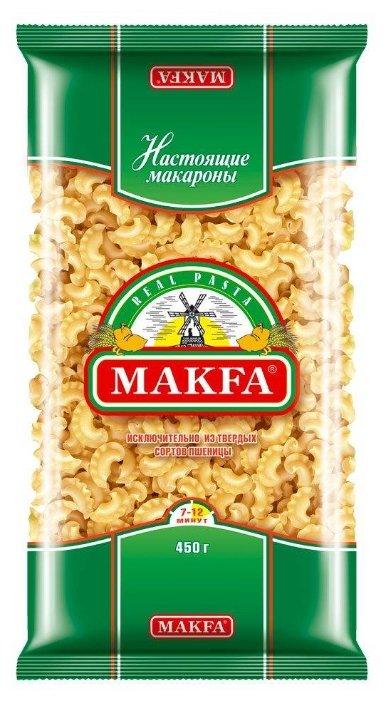 Макароны Makfa петушиные гребешки, 450г