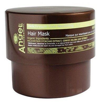 Angel Provence Маска для волос и кожи головы питательная Бессмертник