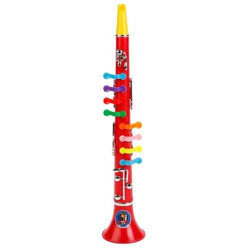 Купить Играем вместе кларнет Щенячий патруль B323586-R5 красный, Детские музыкальные инструменты
