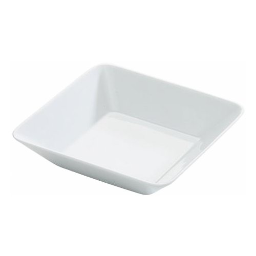 Tescoma Миска квадратная Gustito 17 см белый миска для компота tescoma 14 x 10 см 386062
