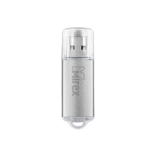 Фото - Флешка Mirex UNIT 4 GB, серебро флешка mirex line 4 gb белый