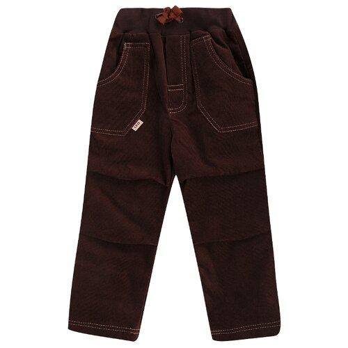 Брюки LEO размер 80, коричневыйБрюки и шорты<br>