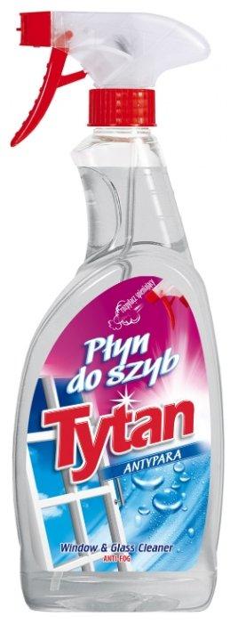 Спрей Tytan для мытья стекол Анти-Пар