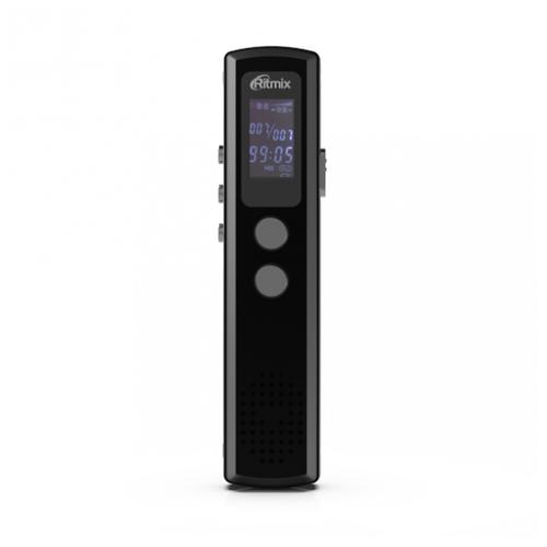 Диктофон Ritmix RR-120 8Gb черный