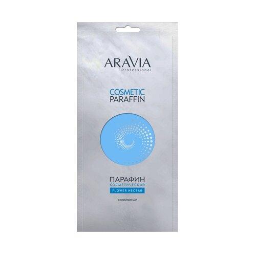 Парафин косметический Aravia Professional Цветочный нектар 500 мл крем парафин aravia professional 300 мл