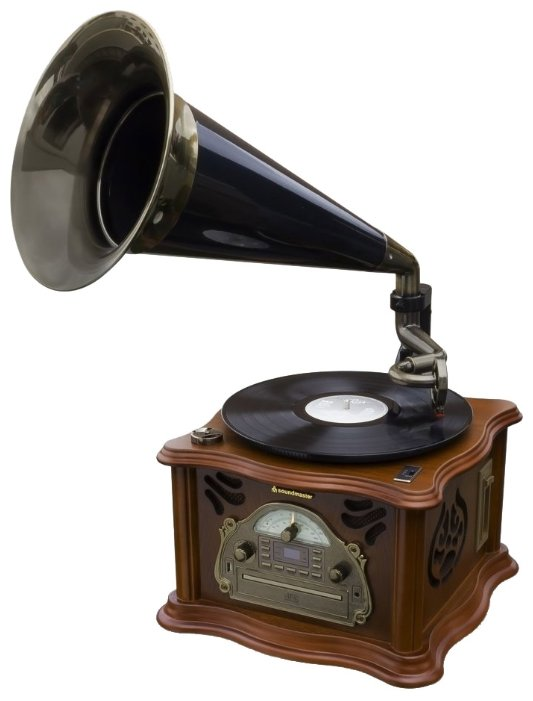 Виниловый проигрыватель Soundmaster NR916