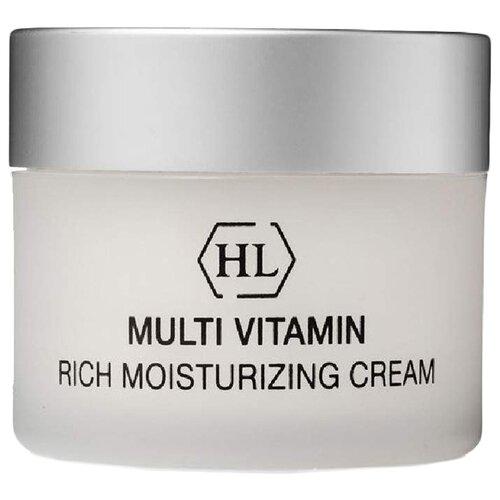Купить Holy Land Multivitamin Rich Moisturizing Cream Увлажняющий крем с комплексом витаминов для лица, шеи и области декольте, 50 мл