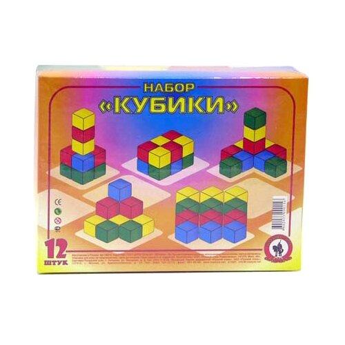 Купить Кубики Русский стиль набор 09015, Детские кубики