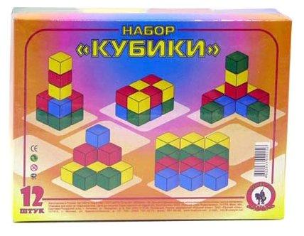 Кубики Русский стиль набор 09015
