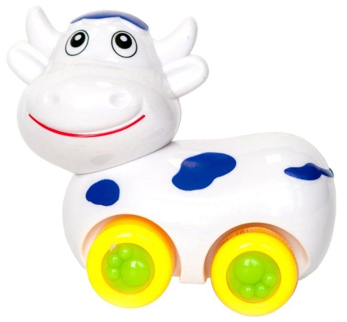 Каталка-игрушка ESSA TOYS Коровка (100033796)
